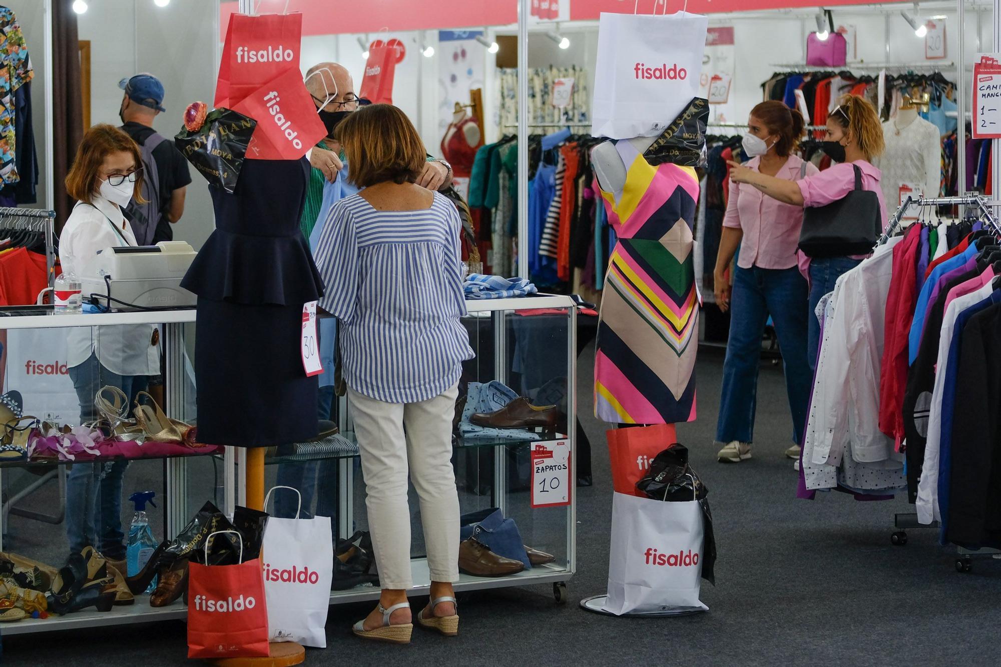 Primer día de Fisaldo, la Feria de las Oportunidades