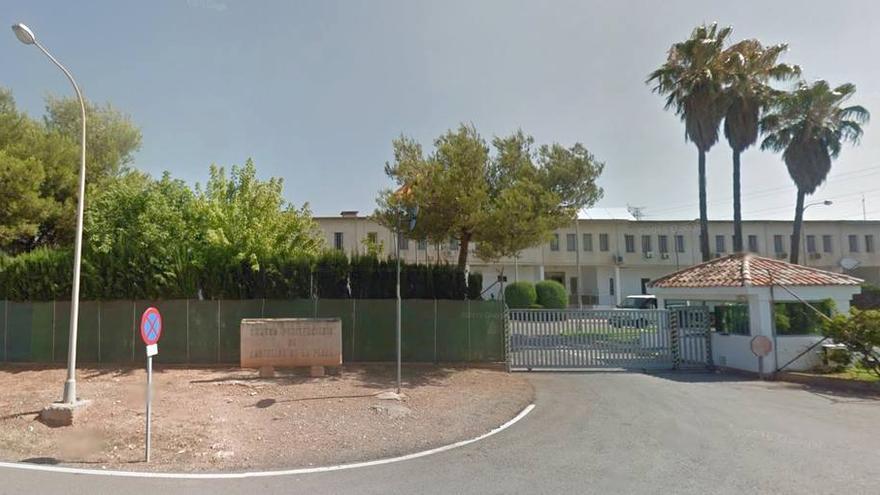 Un preso está a punto de causar un gran incendio en la cárcel de Castellón