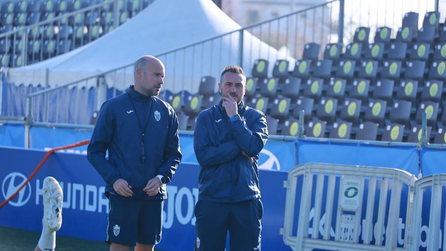 """Jordi Roger: """"El parón ha sido demasiado largo, tenemos muchas ganas de jugar el domingo"""""""
