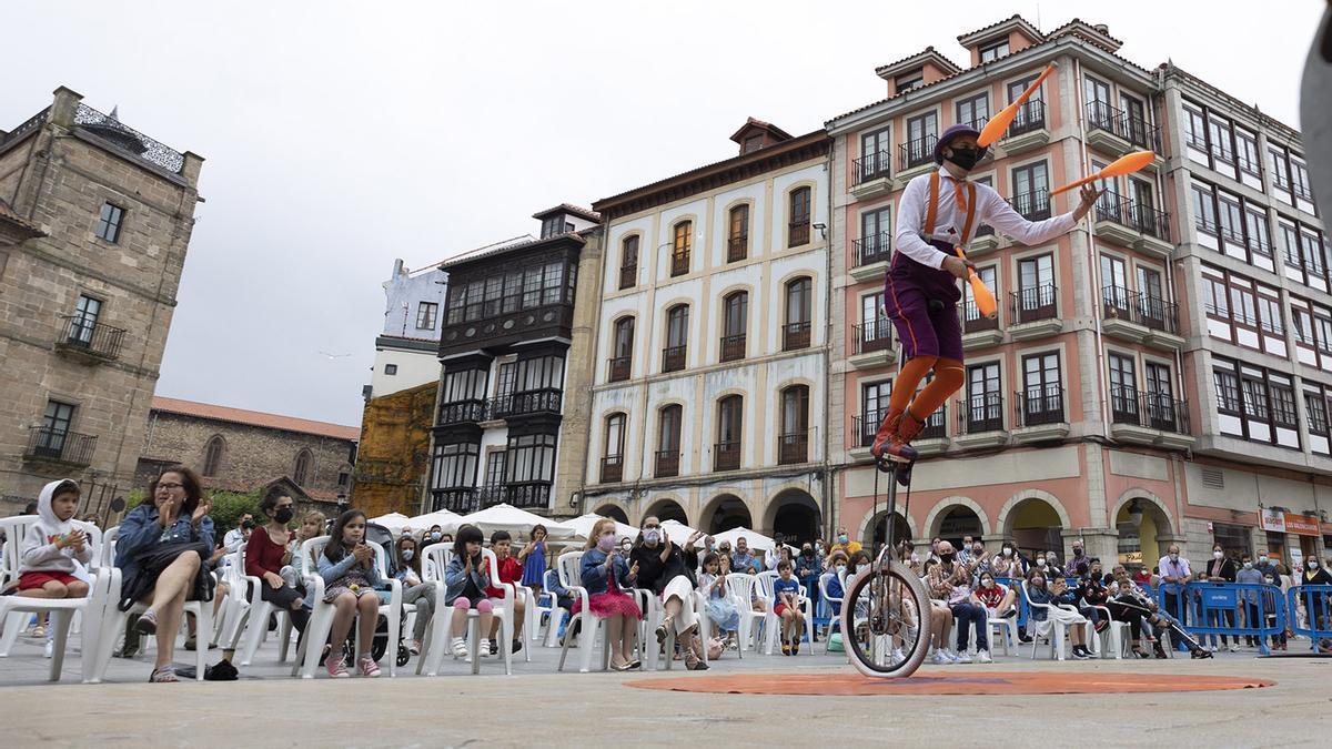 Las mejores fotos para recordar el último verano en Asturias