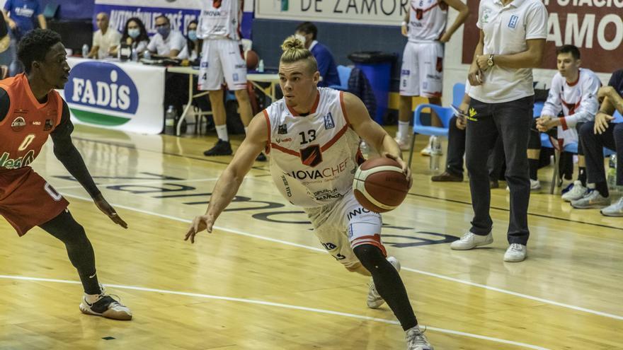 Anthony Libroia abandona el CB Zamora tras cuatro temporadas