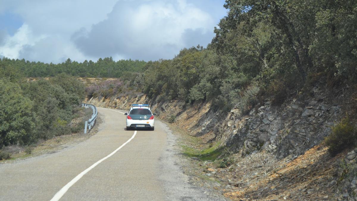 Carretera de Rihonor