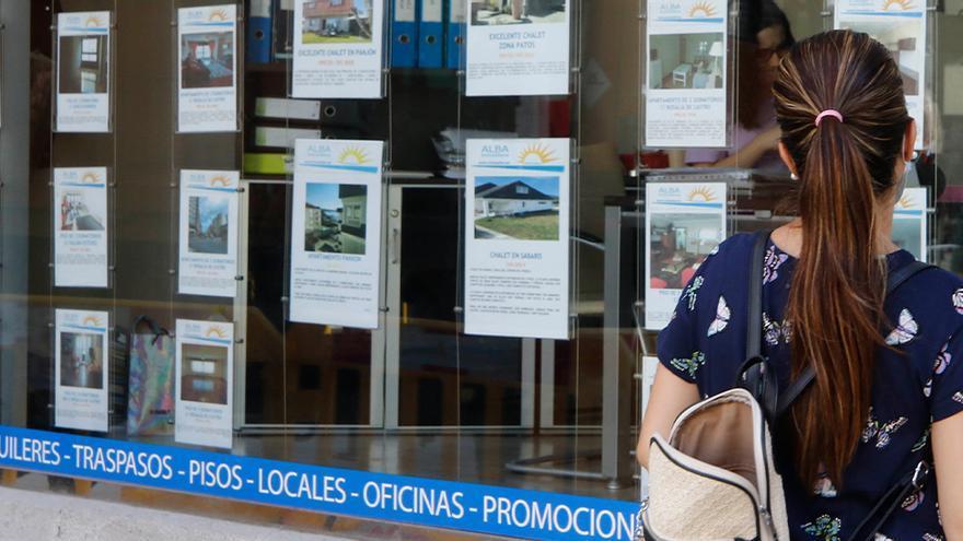 La moda de construir para alquilar despega en Galicia