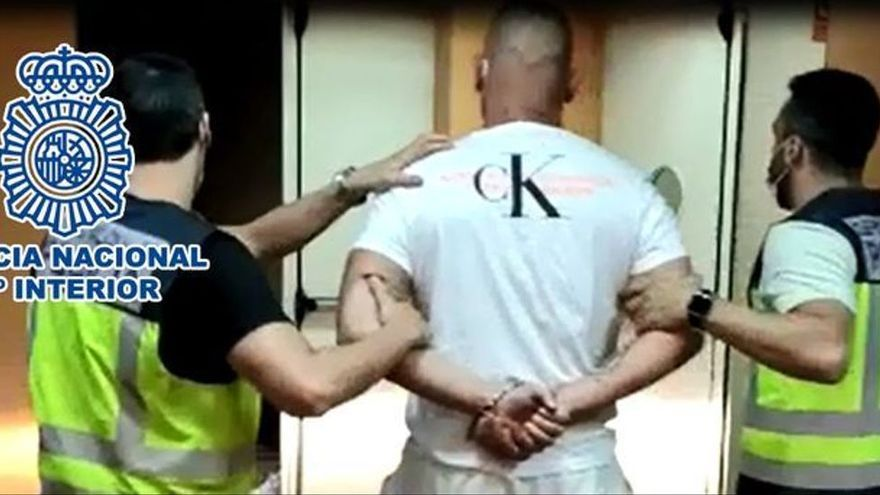 Detenido en Alicate un alemán que golpeó y acuchilló a sus víctimas tras sacarlas de la carretera en su país