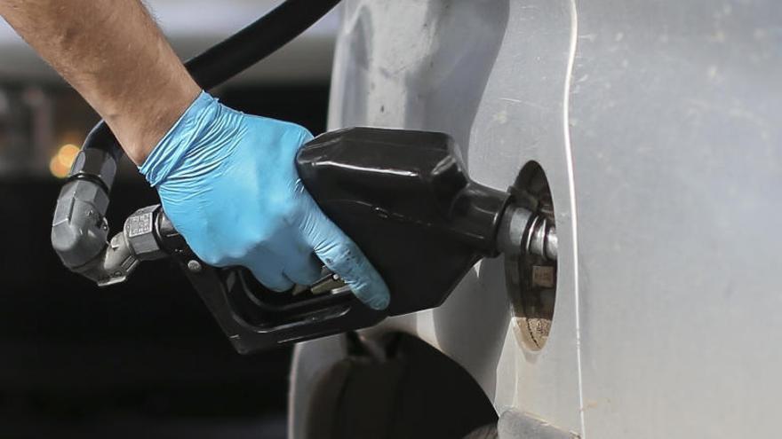La venta de combustible cae un 63% en Zamora por las restricciones de tráfico