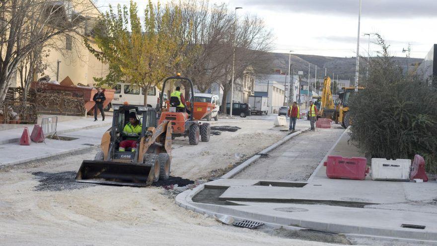 Cuatro millones de euros para modernizar los polígonos industriales de Ontinyent