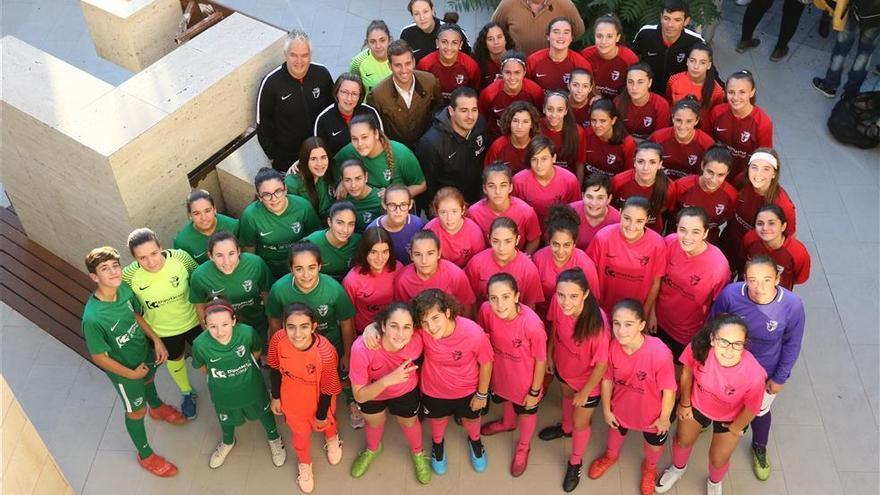 Las femeninas cordobesas viajan a Almería para conseguir la gloria