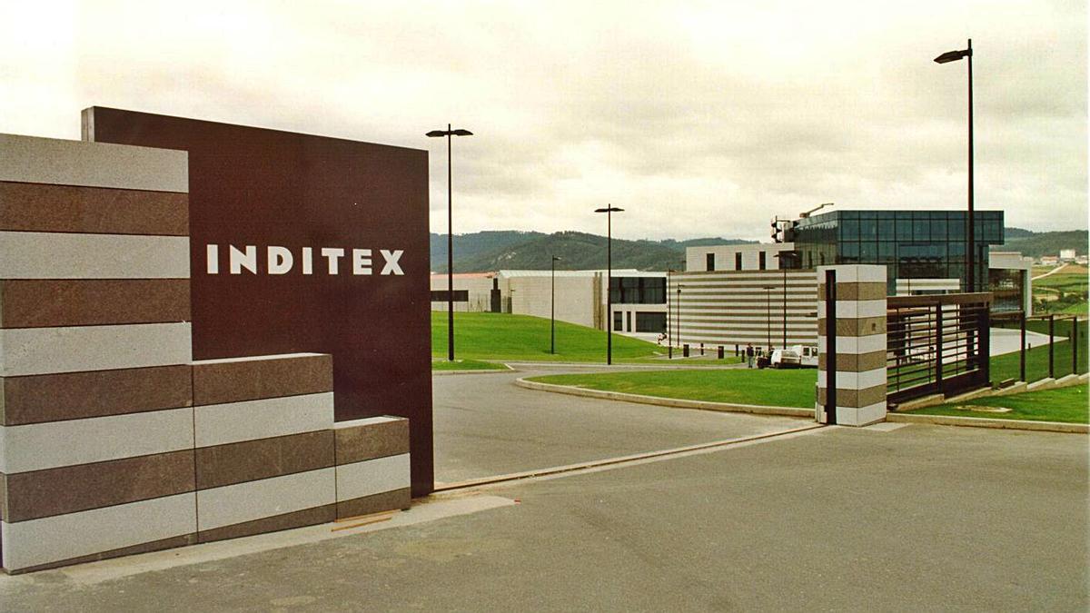 Sede central de Inditex en Arteixo. |   // L. O.