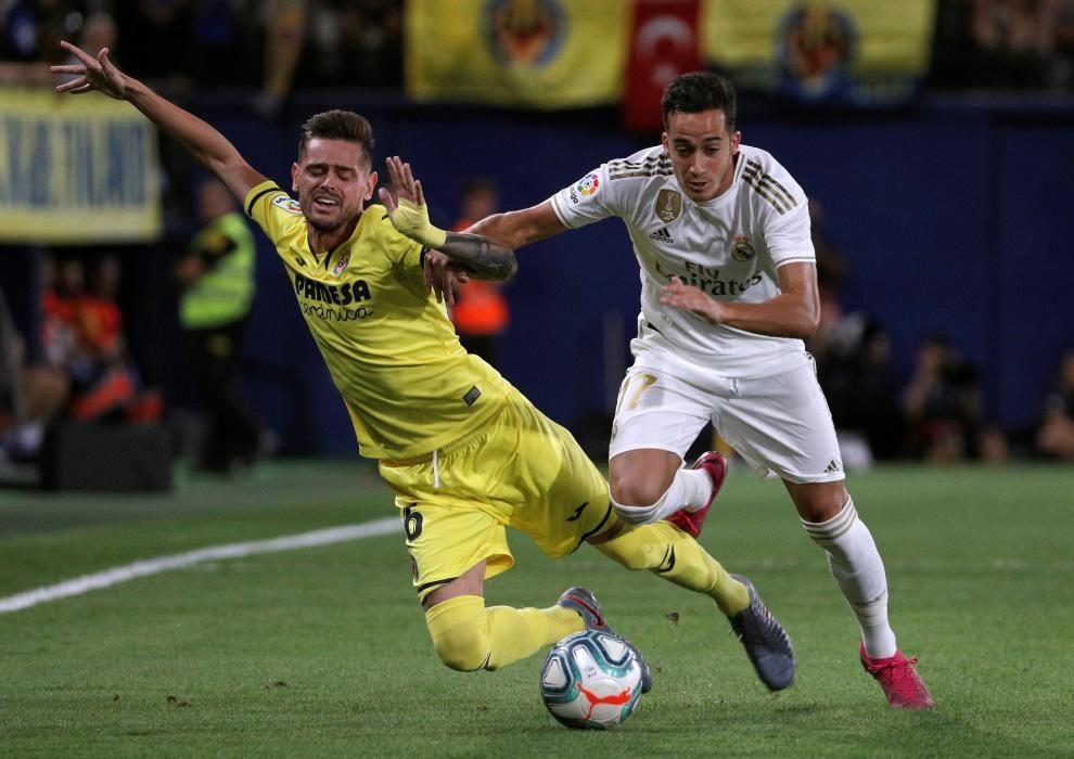 LaLiga Santander: Villarreal - Real Madrid.