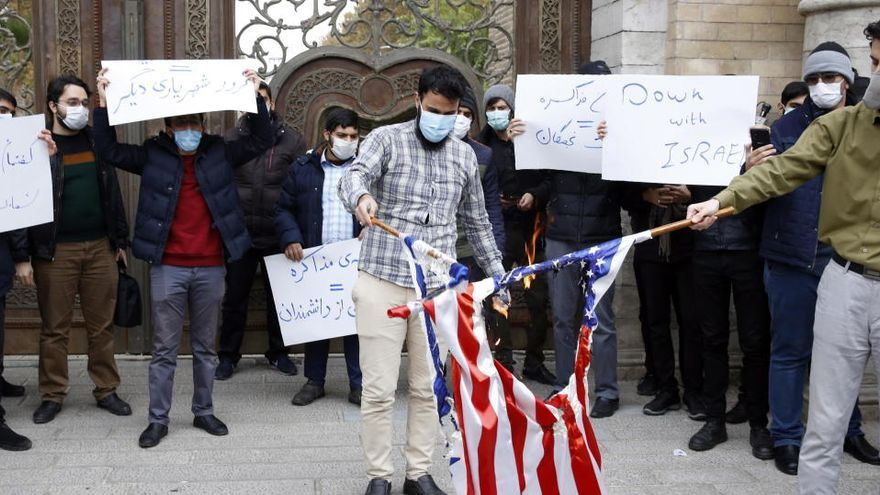 Irán asegura que los disparos que mataron a Fajrizadé fueron por control remoto