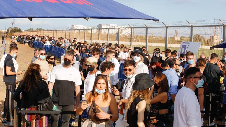 La última fiesta de una discoteca en Ibiza se salda con tres detenidos y 23 denuncias por drogas