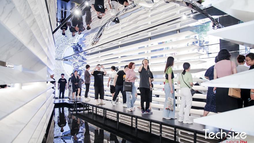 Una multinacional de Castellón abre un museo en China