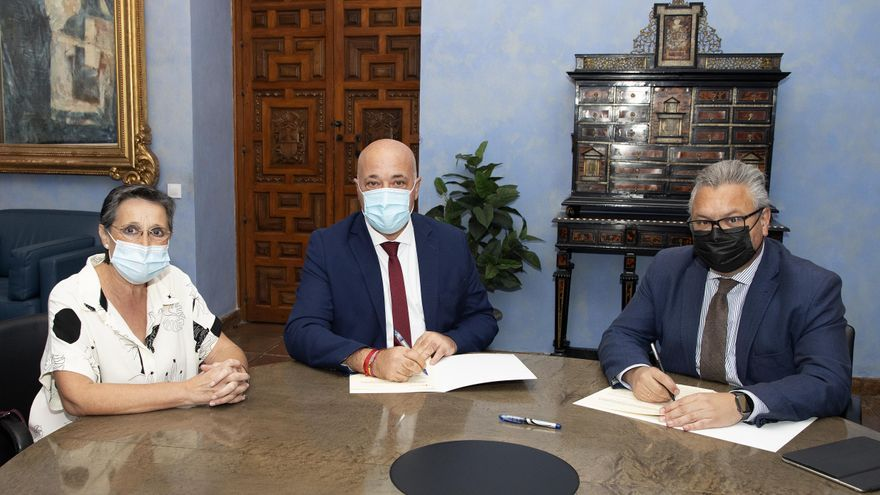 Emproacsa acometerá dos importantes obras hidráulicas en Aguilar de la Frontera