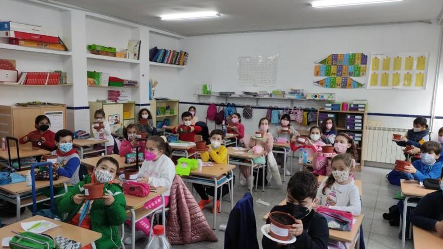 364 alumnos de 2 y 3 años participan en el plan de educación ambiental de Villanueva de la Serena