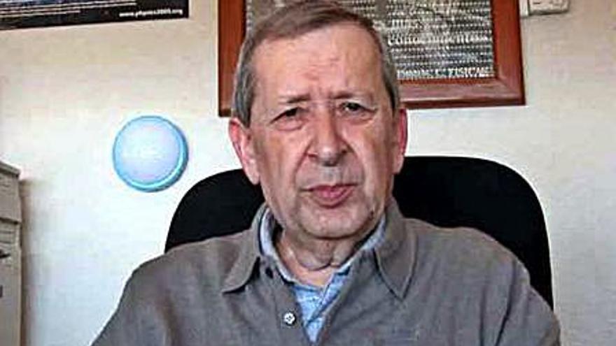 Fallece Lluís Mas Franch, impulsor del estudio sobre la teoría de la relatividad general