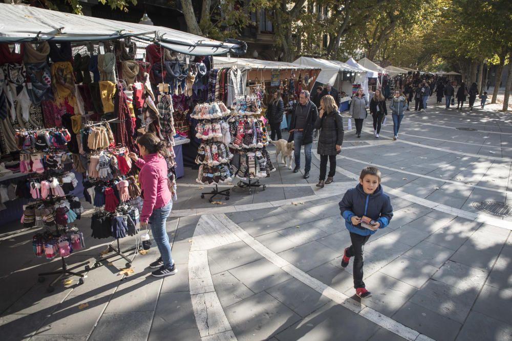 La Fira de Sant Andreu, en imatges