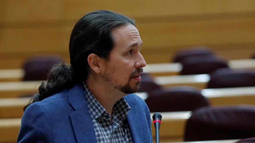 Iglesias predice escraches a Díaz Ayuso y Abascal