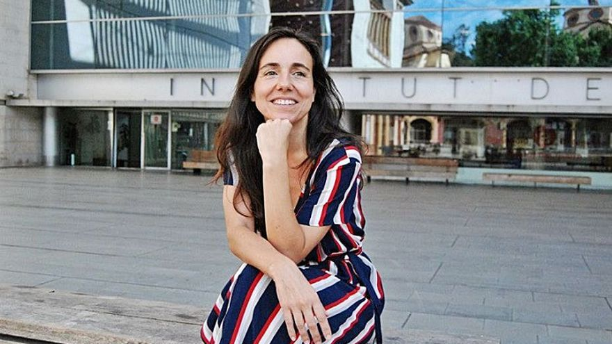 Sílvia Ferrando, nova directora general de l'Institut del Teatre