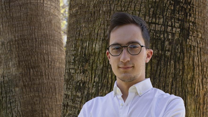 El ontinyentí Raül Mollà ha sido premiado por las Fuerzas Armadas por su expediente