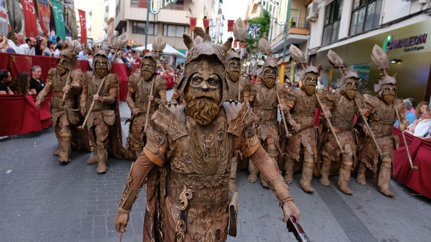 Las fiestas de Moros y Cristianos de Elda, declaradas Fiesta de Interés Turístico Nacional