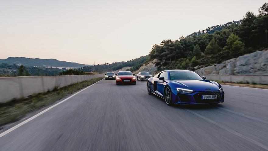 Audi driving experience, todo listo para una nueva edición de los cursos
