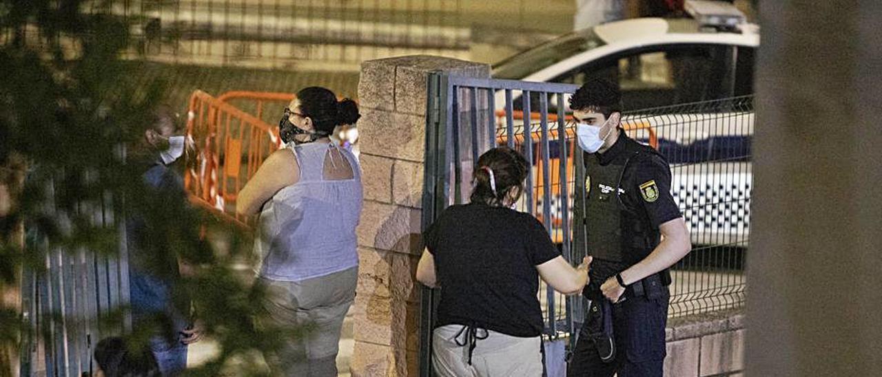 Confrontación en un bar de Xàtiva   PERALES IBORRA