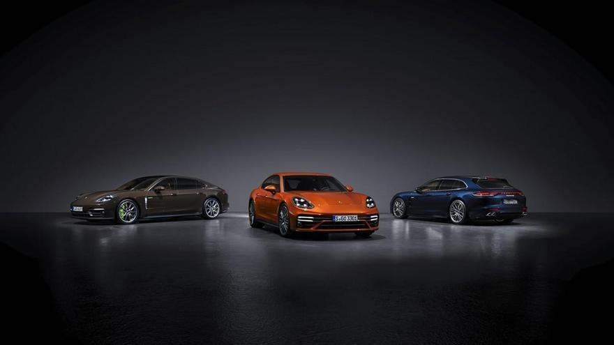Porsche renueva el Panamera y mejora la versión híbrida