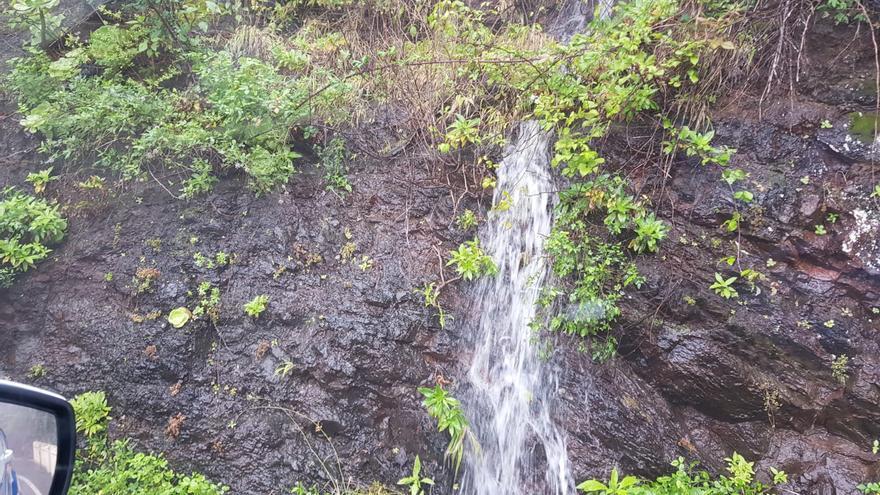 Santa Cruz de Tenerife, la segunda provincia con más lluvias este sábado
