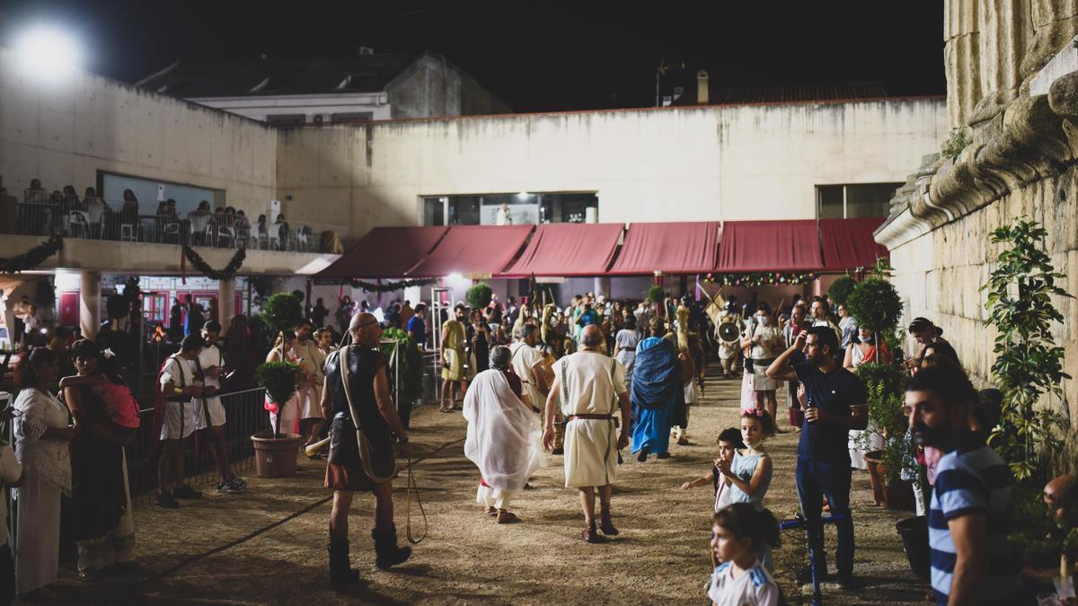 Mercado romano del Templo de Diana.