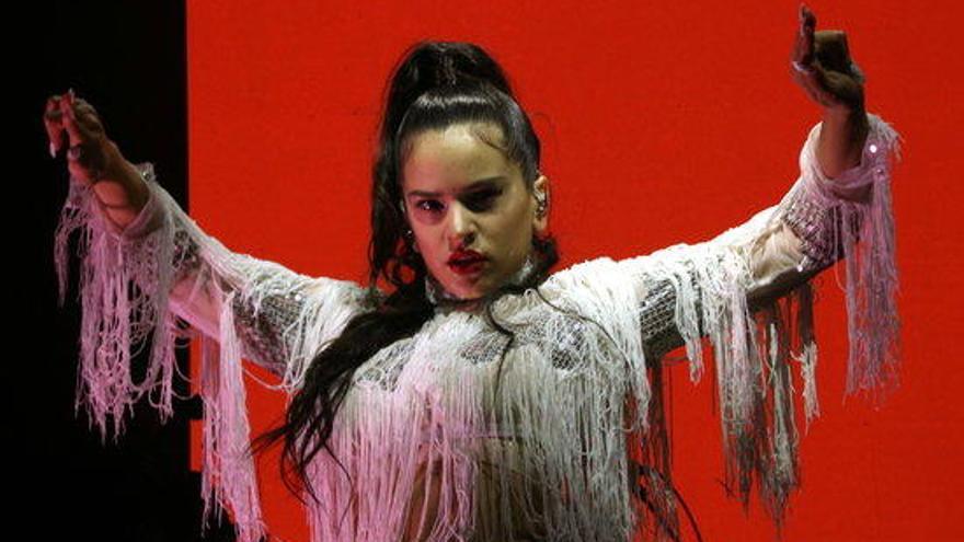 Rosalía, cinquena als premis BBC Sound 2019