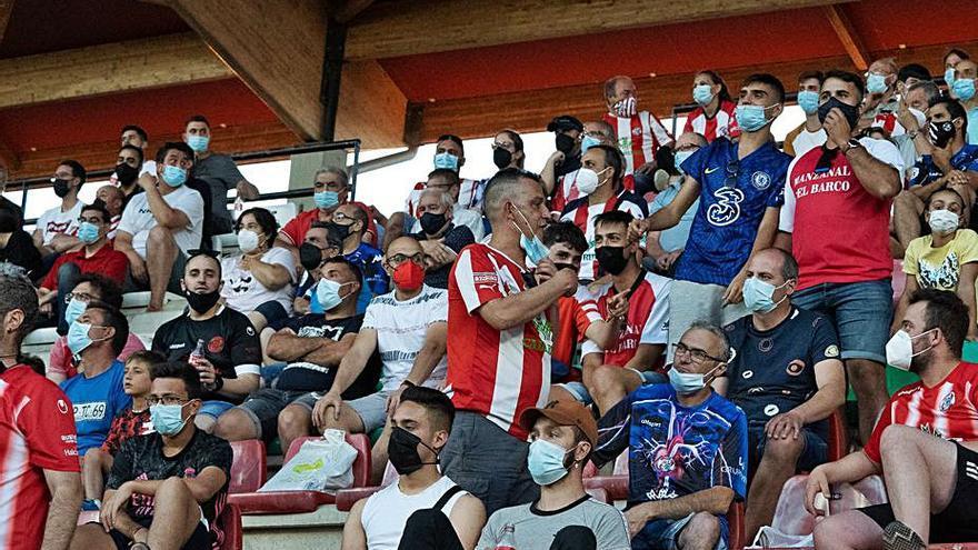 El Zamora CF confía en un repunte de abonados esta semana