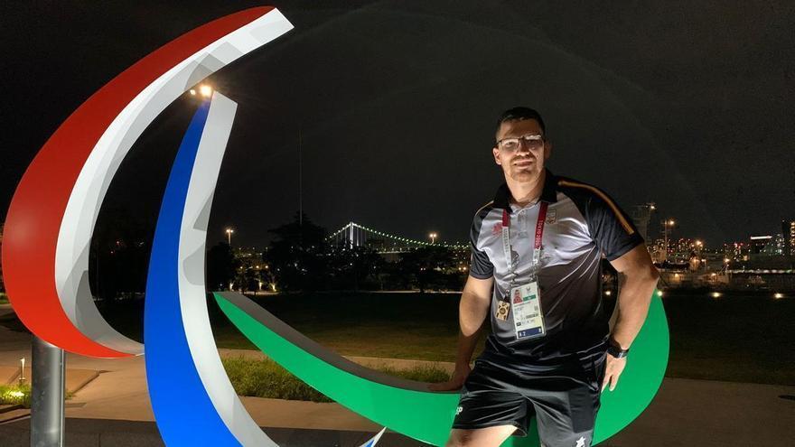 Héctor Cabrera, del récord del mundo al asalto de las medallas en Tokio