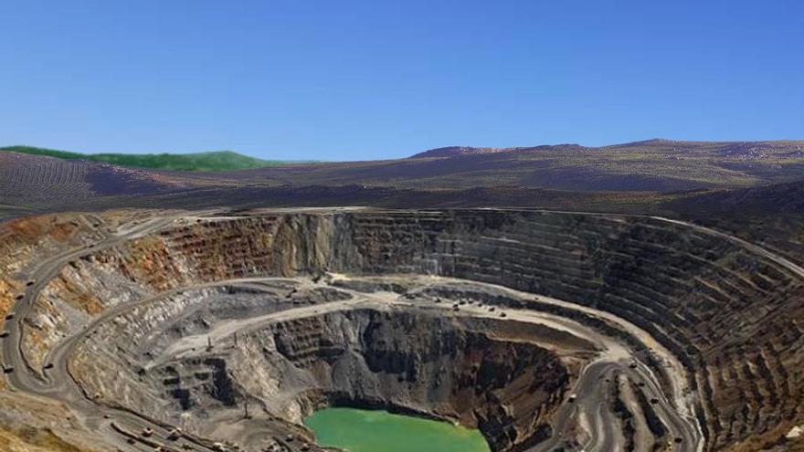 Ecologistas en Acción presenta un recurso contra la mina de Calabor