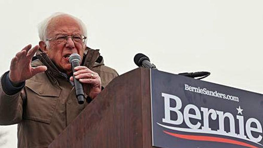 Biden i Sanders aspiren a esdevenir els candidats oficials a la presidència