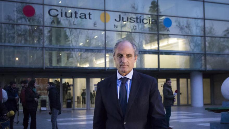 La jueza rechaza archivar el caso de la F1 contra Camps