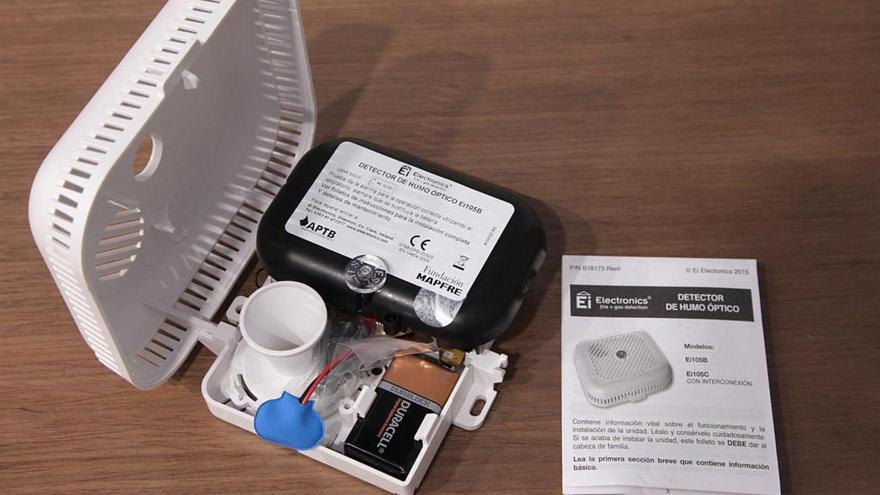 Piden que los detectores detectores de humo y monóxido sean obligatorios en las viviendas