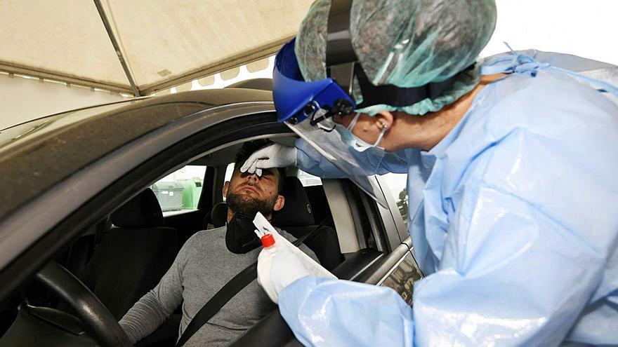 Cuatro semanas que suman 533 contagios más y nueve fallecidos