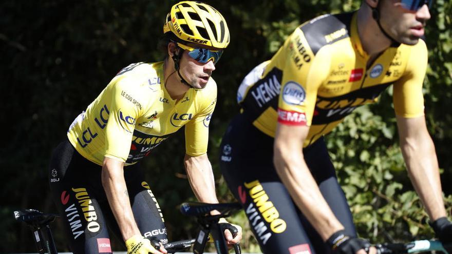Decimotercera etapa del Tour de Francia (Châtel-Guyon - Puy Mary Cantal)