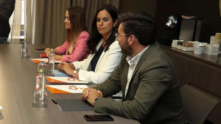 Ciudadanos crea una gestora en Canarias