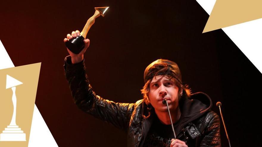 El Rubius tumba el festival Play Awards
