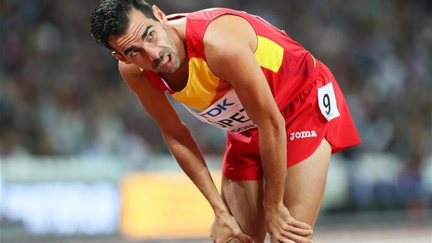 Kevin López y Jesús Gómez se meten en las semifinales del 1.500