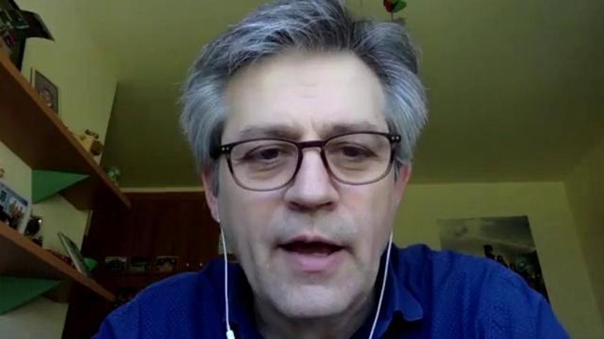 Declaracions de l'alcalde de Solsona, David Rodríguez