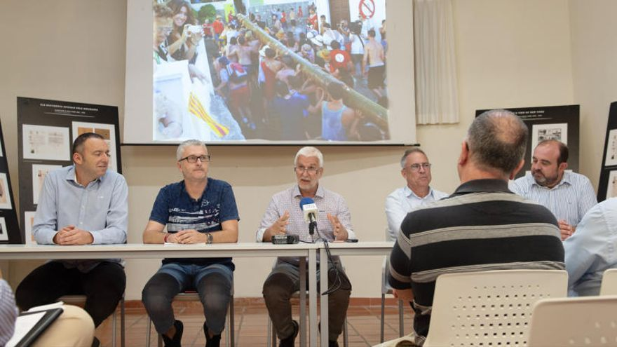 "Las fiestas de ""l'Arbret"" de Altea ya son Bien de Relevancia Local"
