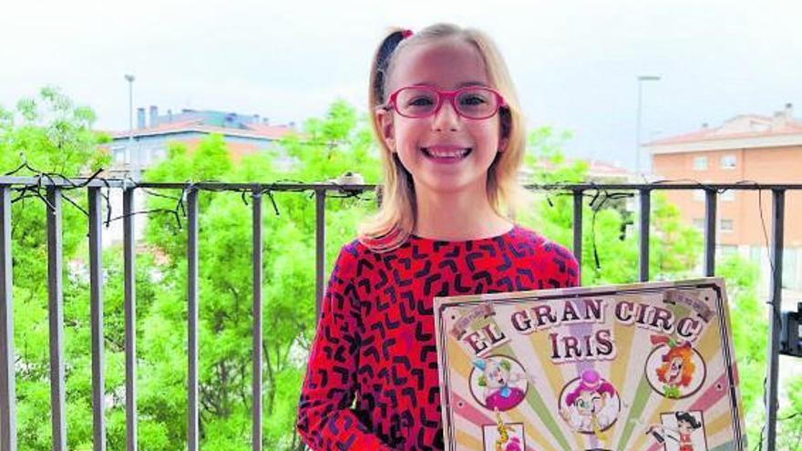 Olga Viarnés i Noa Subirà guanyen el primer Concurs infantil de Mifas