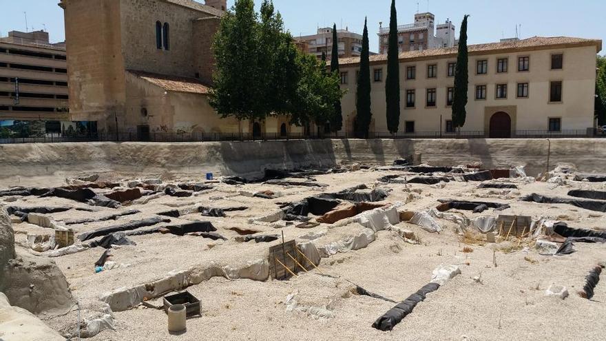 Visita guiada para conocer la arqueología de Murcia