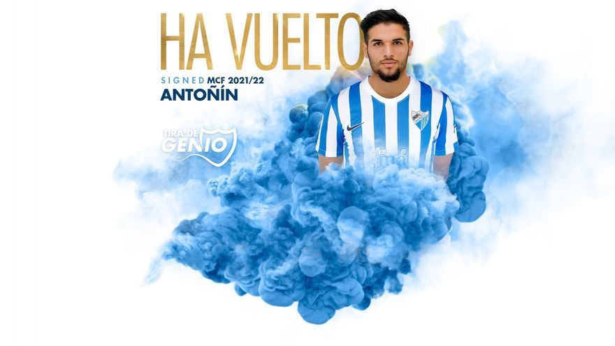 OFICIAL: Antoñín vuelve a casa