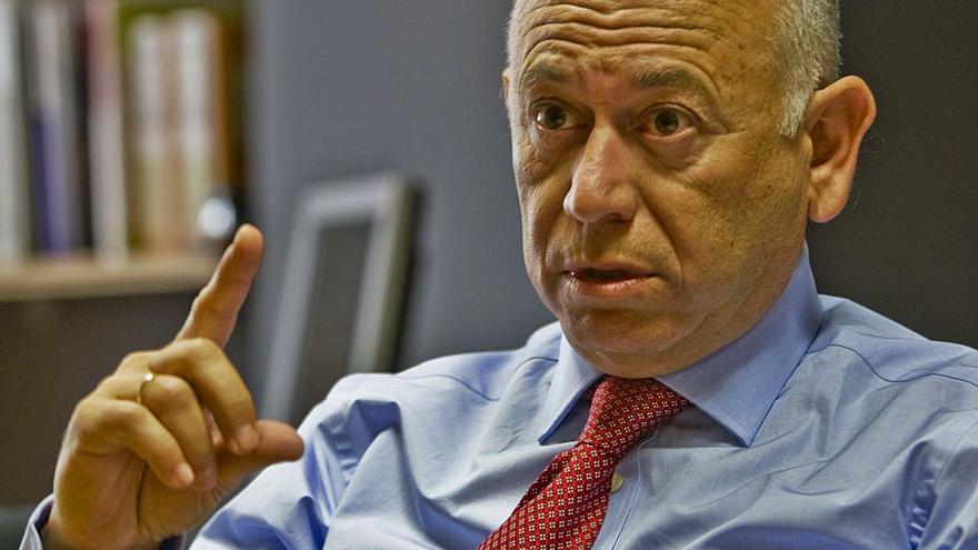 Antonio Fernández: «La vivienda recuperará muy pronto la velocidad de crucero»