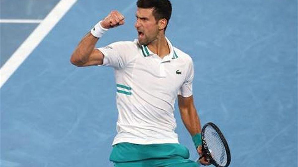 Djokovic defenderá su título de campeón en Australia