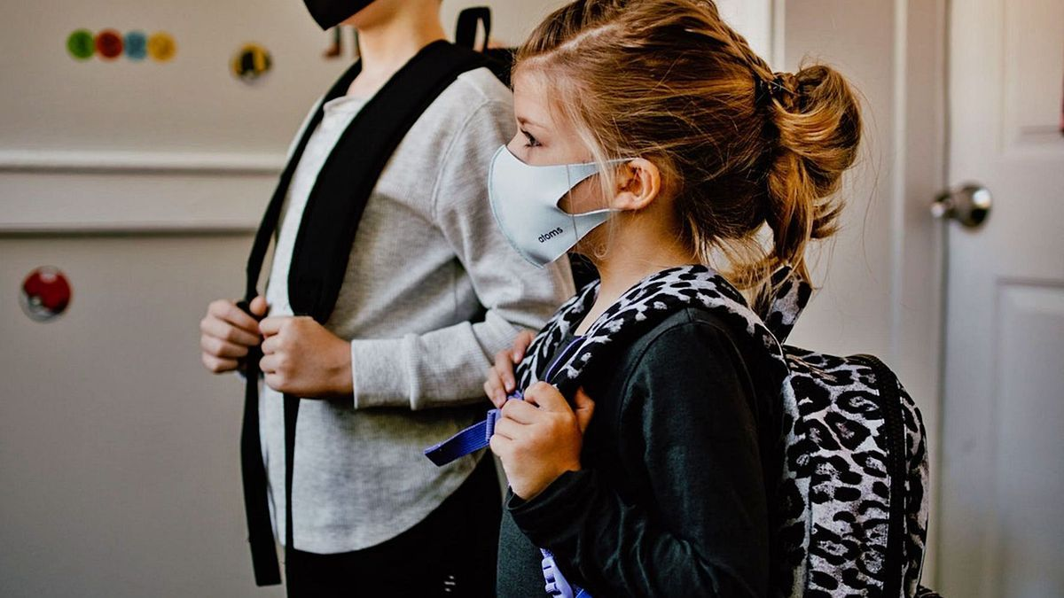 Los niños se ven afectados psicológicamente por  la pandemia
