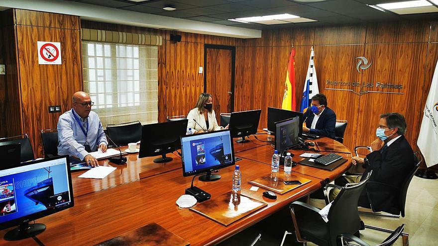 Paraguay se acerca al Puerto